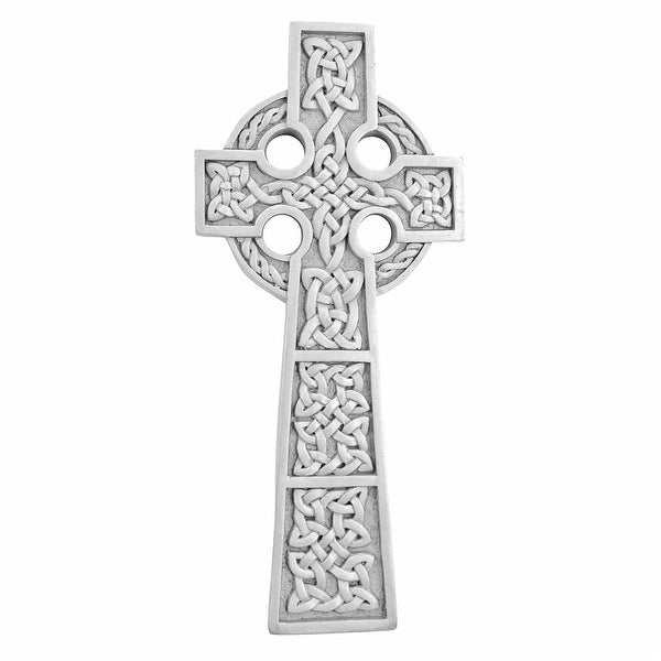 Shop Design Toscano Celtic Cross Wall Sculpture - Free Shipping On ...