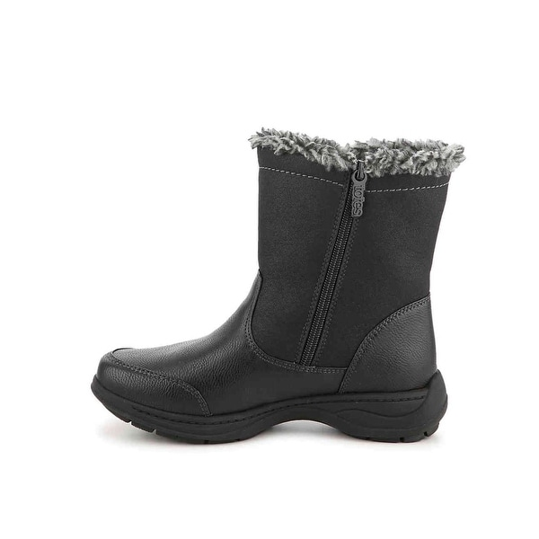 Totes Womens marybeth Closed Toe Ankle Cold Weather Boots