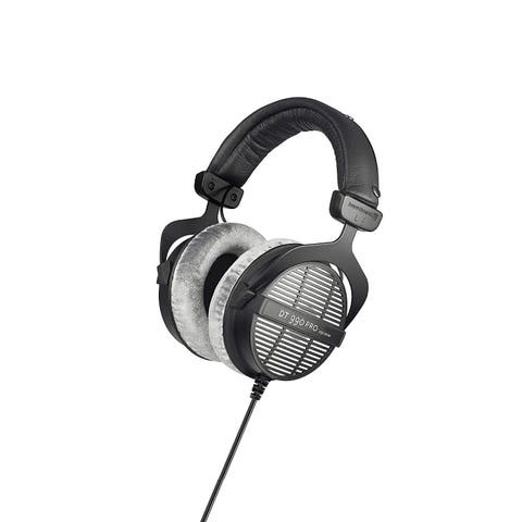 Beyerdynamic DT 990 PRO Over-Ear Studio Headphones in Black