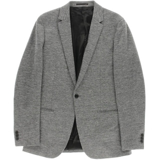 Theory Mens Pattern Long Sleeves Sportcoat - 40R