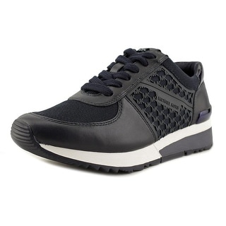 Michael Michael Kors Allie Wrap Trainer Women  Round Toe Synthetic  Sneakers