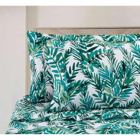 BARBARIAN by Barbra Ignatiev Lush Blush T300 Cotton Sheet Set