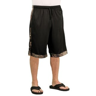 Mossy Oak Men's Performance Athletic Shorts