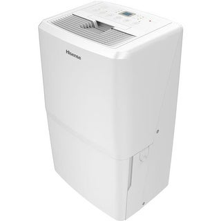 Hisense CDH-50K1SFRE 50-Pint Dehumidifier with Bucket