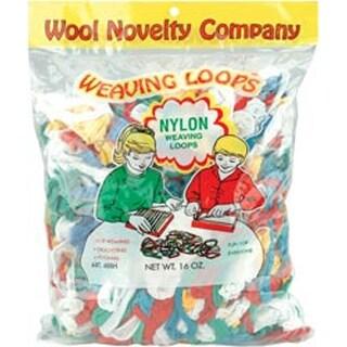 Assorted - Nylon Weaving Loops 16Oz