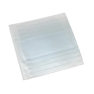 Buxton Stacked Window Inserts for Credit Card and Hipster Wallets (Pack of 3) - One size