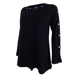 Alfani Women's Embellished Pullover Sweater