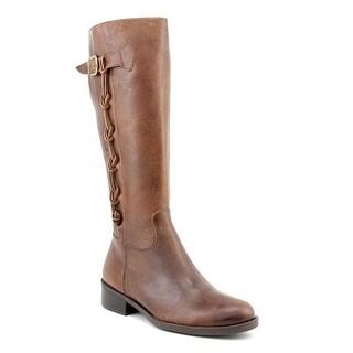 Knee-High Boots, Brown Women's Boots - Shop The Best Brands ...