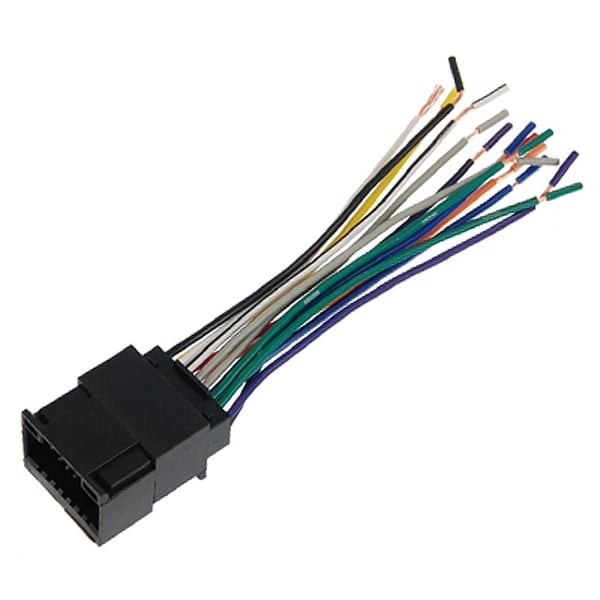 shop unique bargains car radio stereo wire harness adaptor for land rover -  on sale - free shipping on orders over $45 - overstock - 22722746