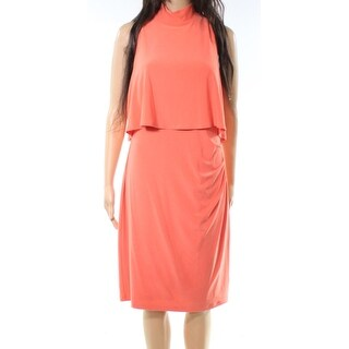 Lauren by Ralph Lauren Light Women Popover Shift Dress