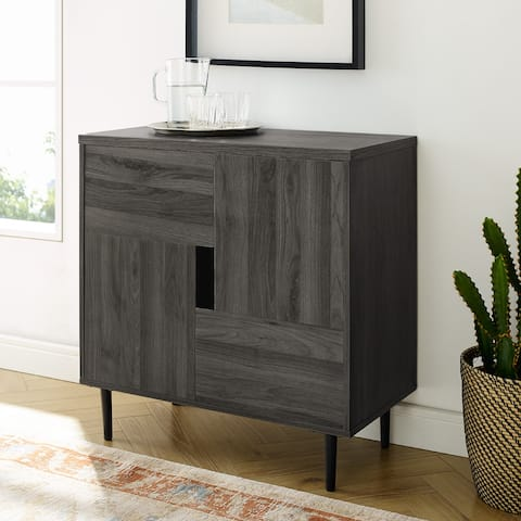 Carson Carrington 30-inch Modern Accent Cabinet