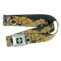 Scooby Doo Seatbelt Belt-Holds Pants Up