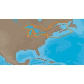 """""""C-MAP 30127M C map max great lakes and the maritimes c card + $150"""""""