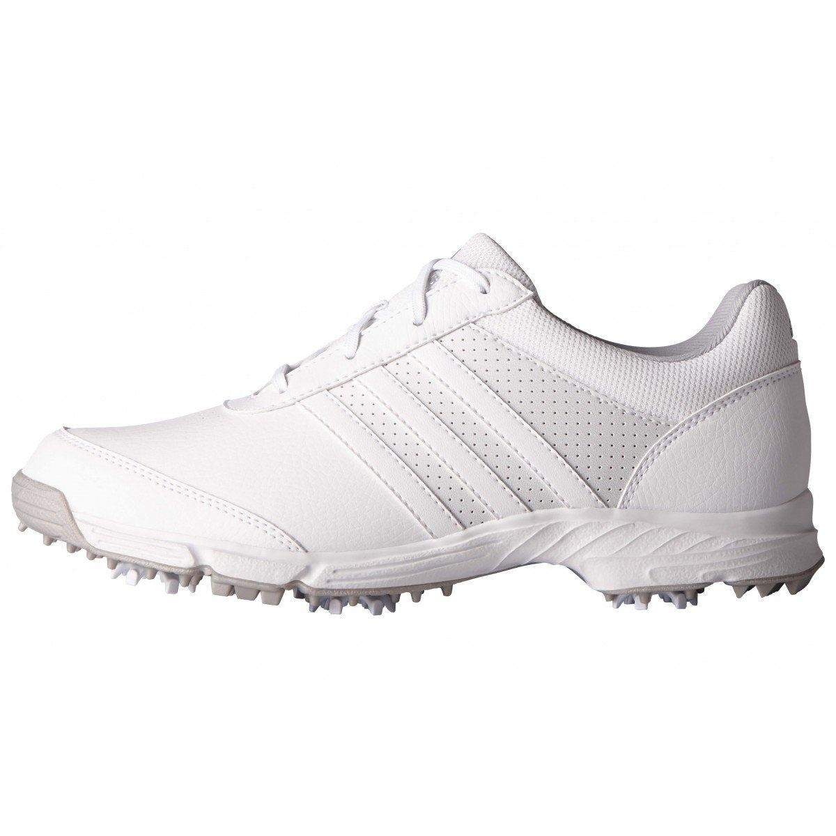 Shop New Adidas Women S Tech Response White White Matte Silver Golf Shoes Q44708 Overstock 25723842
