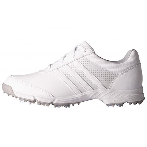 c4f6c26d0 New Adidas Women s Tech Response White White Matte Silver Golf Shoes Q44708