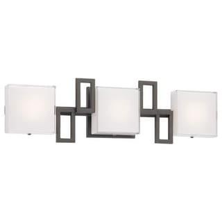 "Kovacs P5313-467B-L 3 Light 20.5"" ADA Compliant LED Bathroom Vanity Light from t"