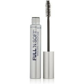 Maybelline Full 'N Soft Waterproof Mascara, Very Black [311], 0.28 oz