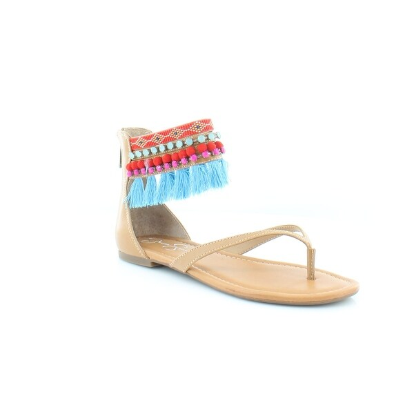Jessica Simpson Raquelle Women's Sandals & Flip Flops Buff