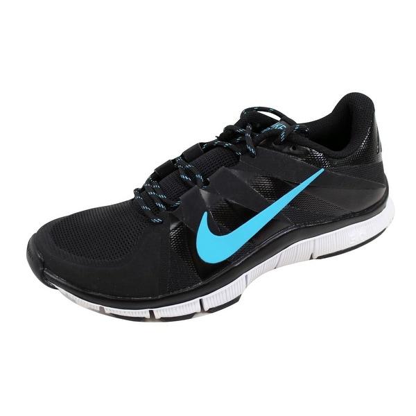 Nike Men's Free Trainer 5.0 Black/Gamma Blue-White 511018-044
