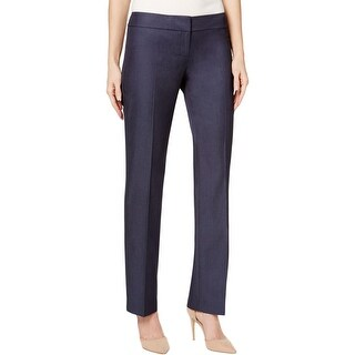 Nine West Womens Dress Pants Woven Slim