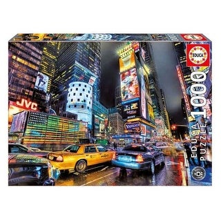 Times Square New York 1000 Piece Puzzle