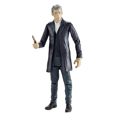 "Doctor Who Wave 3 3.75"" Action Figure Twelfth Doctor - multi"