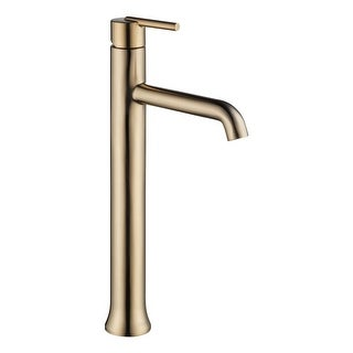 Link to Delta 759-DST Trinsic 1.2 GPM Single Hole Vessel Bathroom Faucet Similar Items in Plumbing