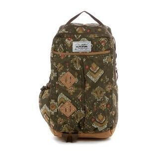 Dakine NEW Parlour Olive Green Men's Scramble 24L Printed Backpack