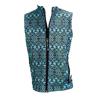Roper Western Vest Girls Reflective Zipper