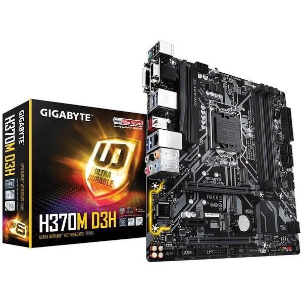 Gigabyte - H370m D3h
