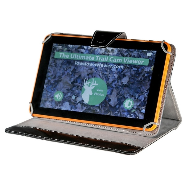 Lowdown High-Speed Trail Camera Image and Video Viewer - 9""
