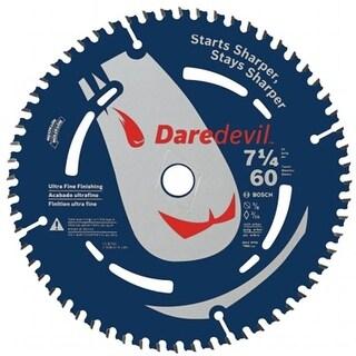 Bosch/rotozip/skil 7.25 in. 60 TPI Daredevil Blade For Portable Saws