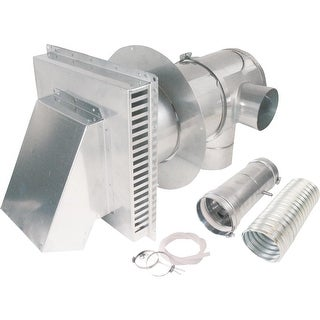 Reliance Tankless W/H Ss Vent Kit