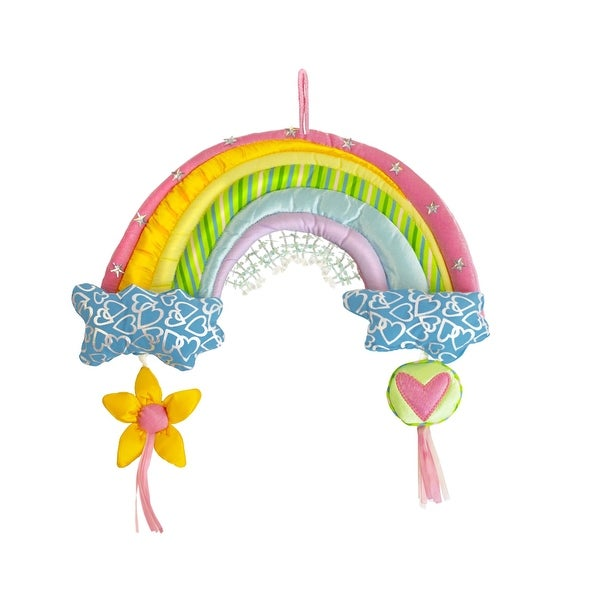 Gund Satin Rainbow Wall Decor