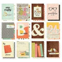 Reset Girl Pocket Cards, Journals and Housewares by Simple Stories
