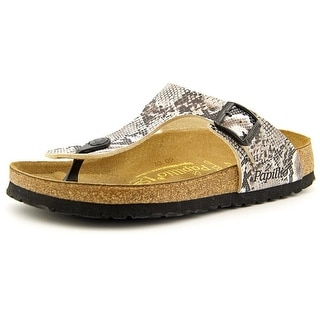 Papillio Gizeh Women Open Toe Synthetic Multi Color Thong Sandal