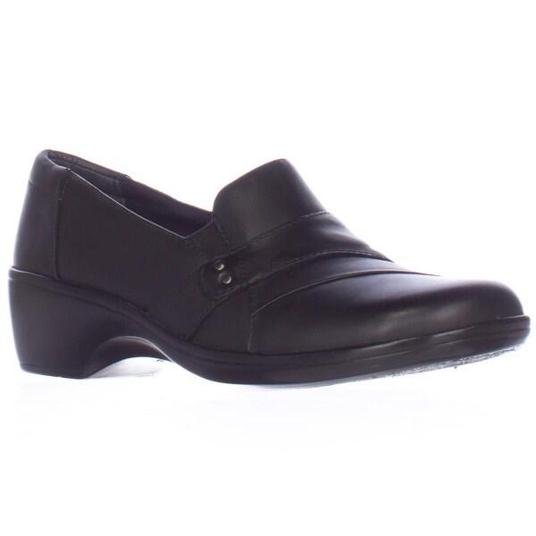 0796db687da Shop Clarks Channing Essa Slip On Casual Comfort Loafers