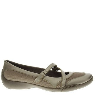 Link to Auditions Womens Crescent Almond Toe Clogs Similar Items in Women's Shoes