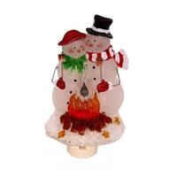 Snowman Smores Night Light