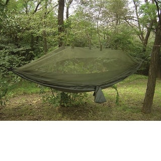 Snugpak Jungle Hammock with Mosquito Net In Olive - 61660