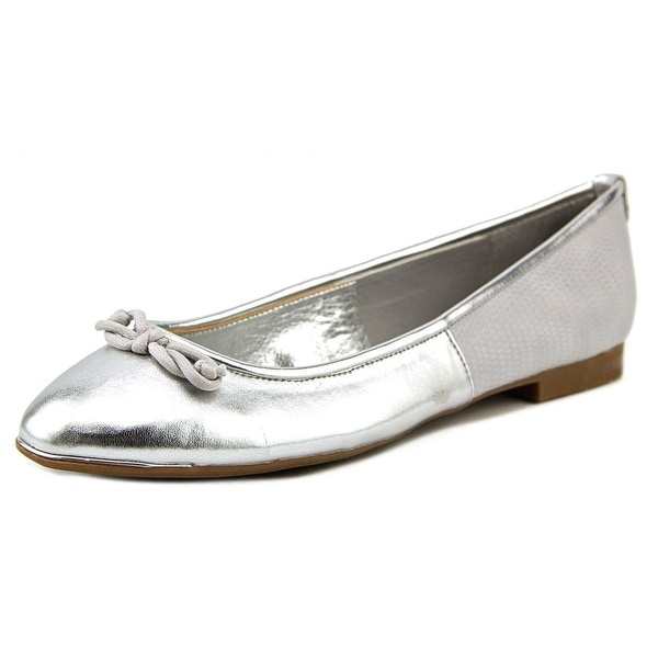 Circus by Sam Edelman Banks   Round Toe Synthetic  Ballet Flats