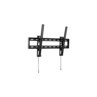 Telehook TH-3065-LPT Telehook Wall Mount for TV - 32 to 65 Screen Support - 88 lb Load Capacity - Steel - Black