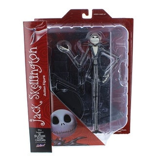 Nightmare Before Christmas Select Series 1 Action Figure Jack Skellington