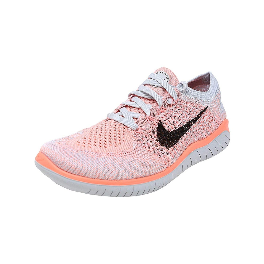 Free Rn Flyknit 2018 Low Top Lace Up