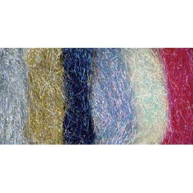 Fire Blend - Angelina Crimped Cut Fibers .1Oz 6/Pkg
