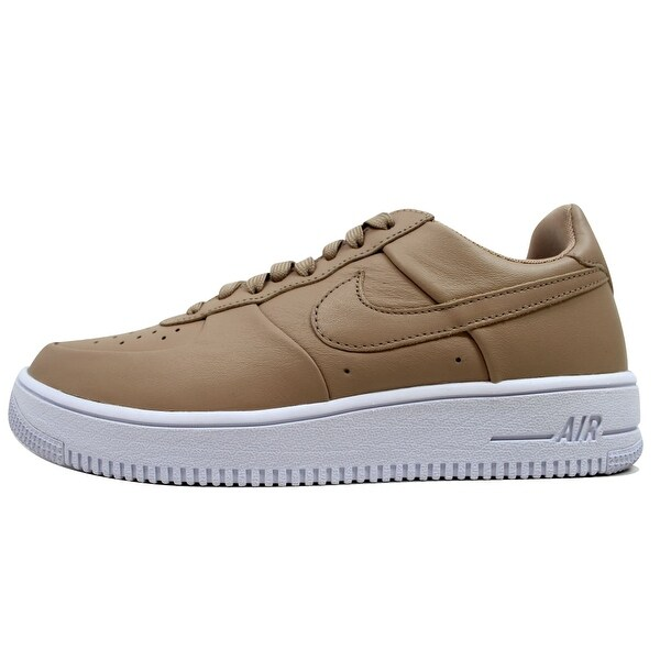 Nike Men's Air Force 1 Ultraforce Leather LinenLinen White 845052 200