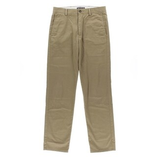 Dockers Mens Khaki Pants Twill Slim Fit - 34/34