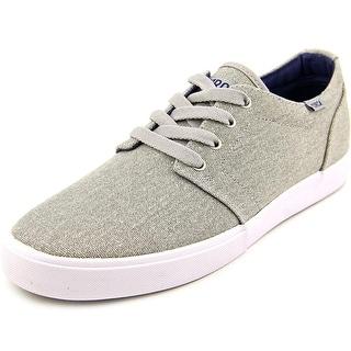 Circa Drifter Round Toe Canvas Skate Shoe