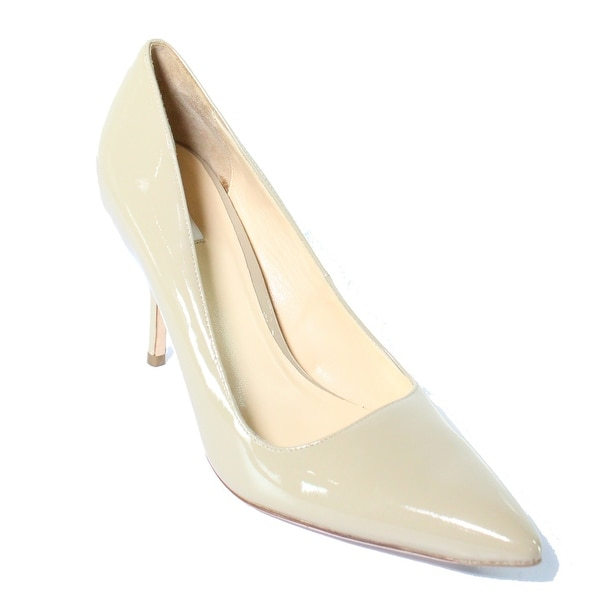 Cole Haan NEW Beige Natural Shoes Size 11B Point-Toe Pumps Heels