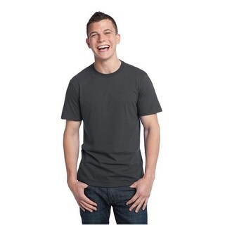 District  Mens Comfortable Crew Neck T-Shirt